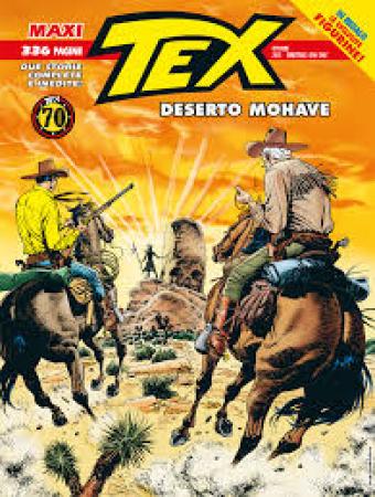 Tex. Deserto mohave