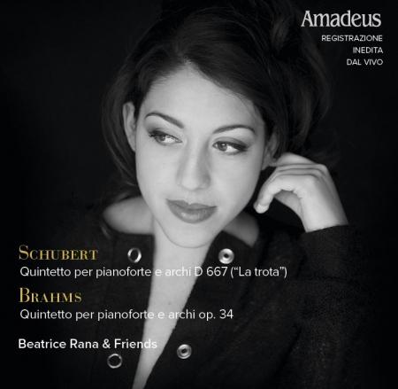 Quintetto per pianoforte e archi D677 La trota