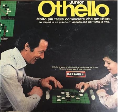 Junior Othello
