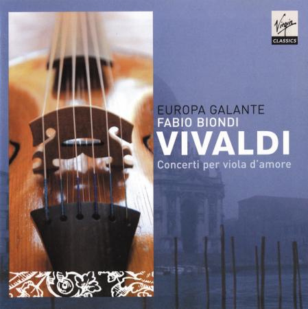 Concerti per viola d'amore