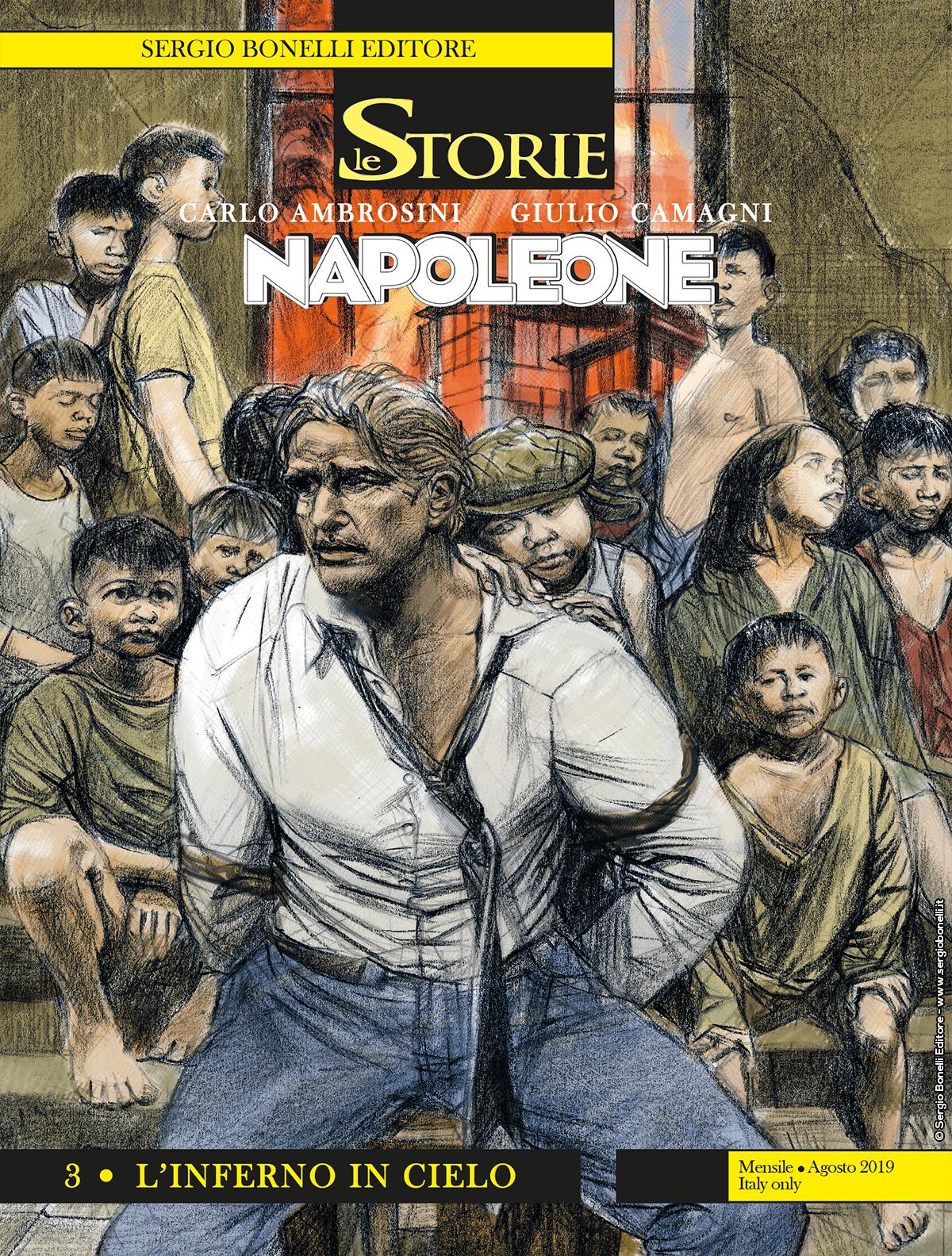 Napoleone. 3: L'inferno in cielo