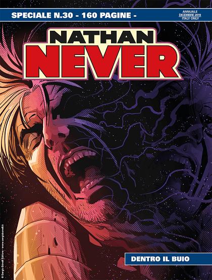 Nathan Never. Dentro il buio