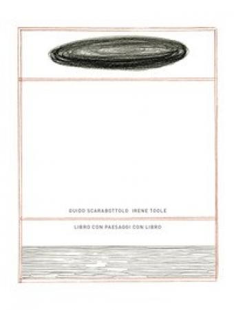 Libro con paesaggi con libro