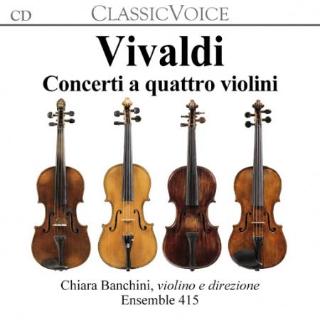 Concerti a quattro violini