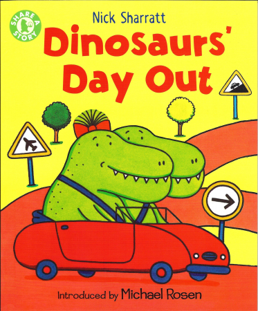 Dinosaur's day out