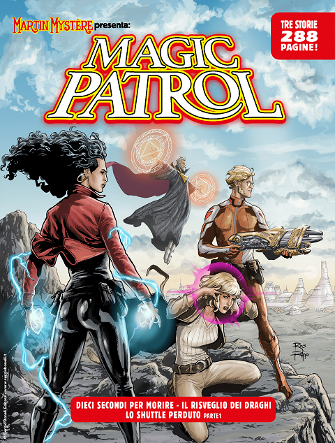 Martin Mystère presenta Magic patrol. Vol. 1