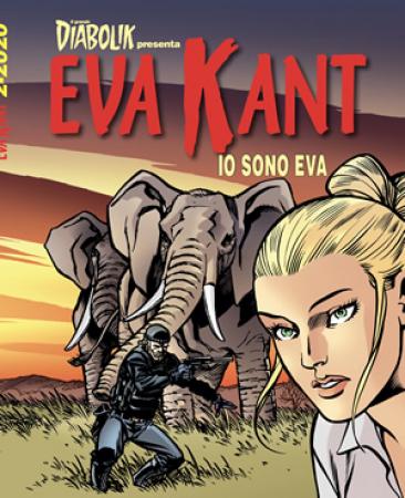 Eva Kant. Io sono Eva