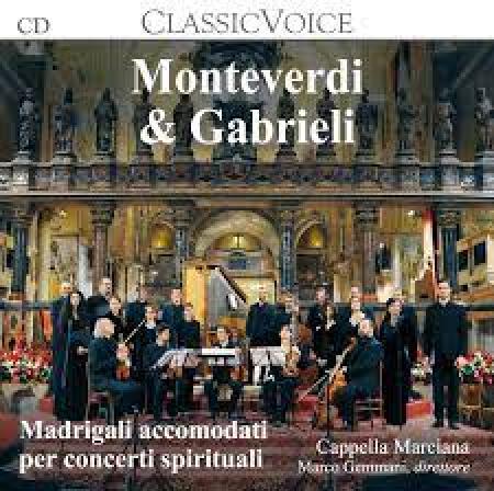 Madrigali accomodati per concerti spirituali