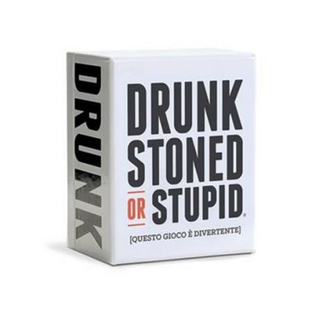 Drunk, stoned or stupid: [questo gioco è divertente]